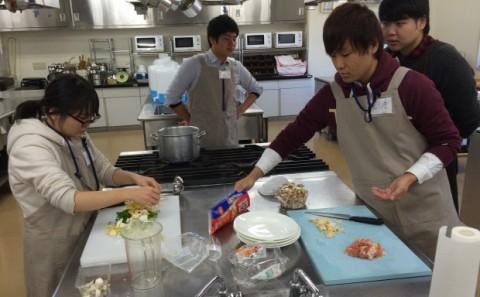【COC事業】炊飯シミュレーション実習を実施しましたvol.12