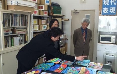 ベッキオバンビーノ 絵画コンテスト作品審査について(2015年秋)