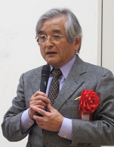 田村鎮男先生