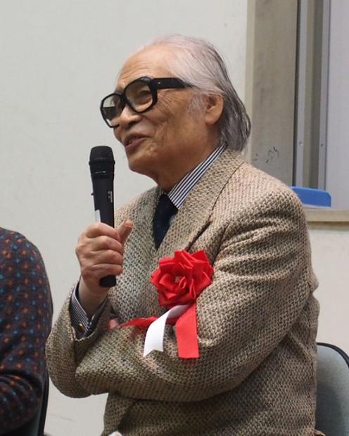 蛭田二郎先生