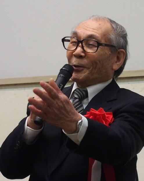 小谷眞三先生