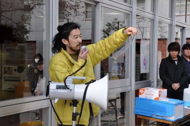 大杉忠則先生