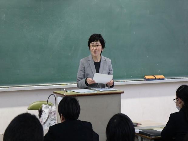 江原准教授