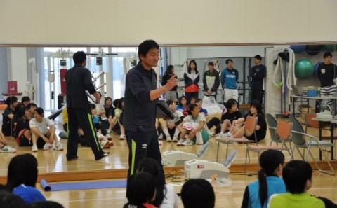 倉敷中央高校との連携事業vol.2