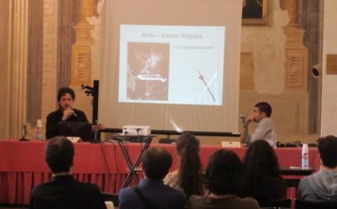 芸術学部 川上講師がイタリア、ボローニャでNipPopへ参加しました。