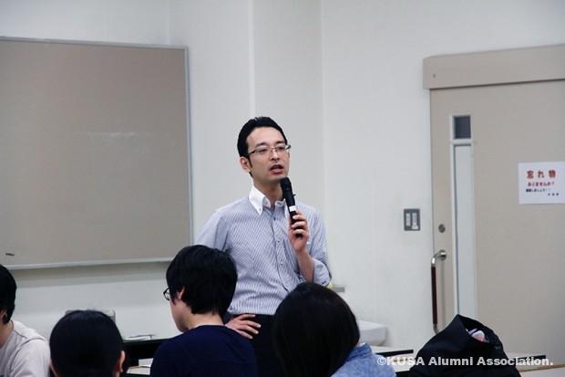 神田鉄平准教授