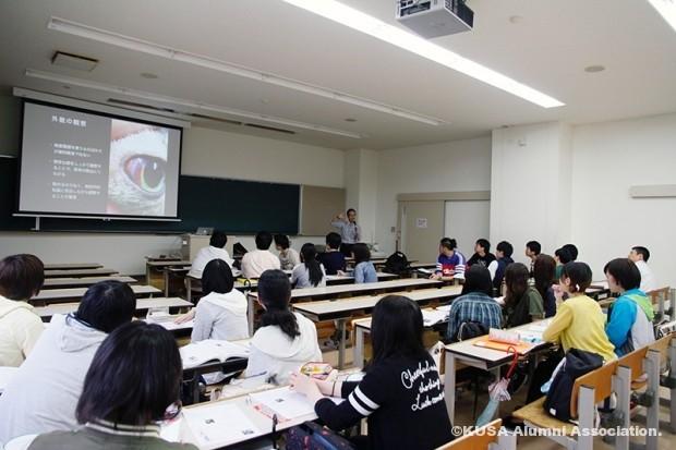 「臨床動物看護学演習Ⅰ」授業の様子