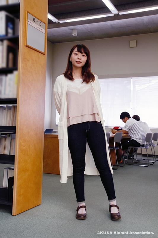 石野美月さん