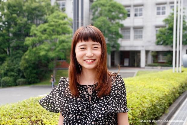 笑顔の今田セイコさん
