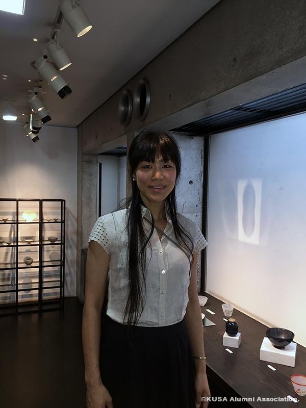 岡田多恵さん