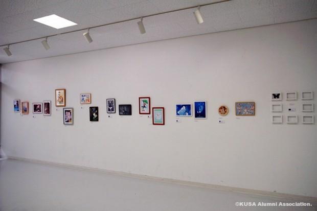 展示中の作品