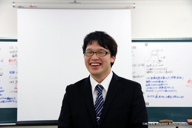 坂東潤一郎さん