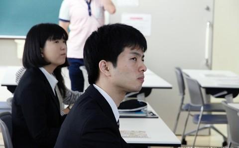 学内企業説明会随時開催中!!