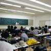 外科学Ⅰ(総論)の授業風景