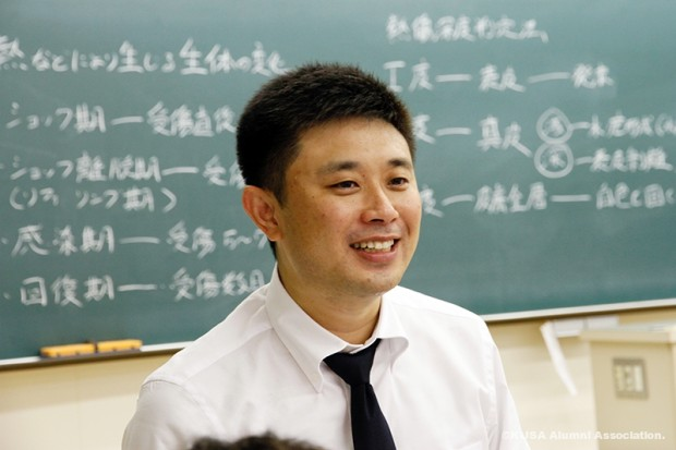 濱本健太郎先生
