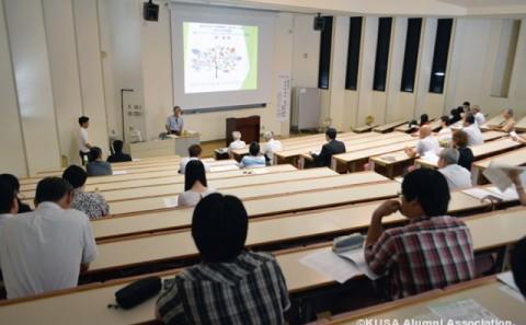 【COC事業】第6回「倉敷みらい講座」-多文化共生 移民労働者(戦前-現在)-が開催されました。