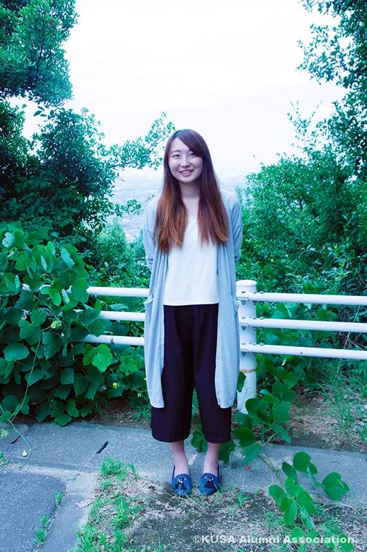 梶本恵莉さん