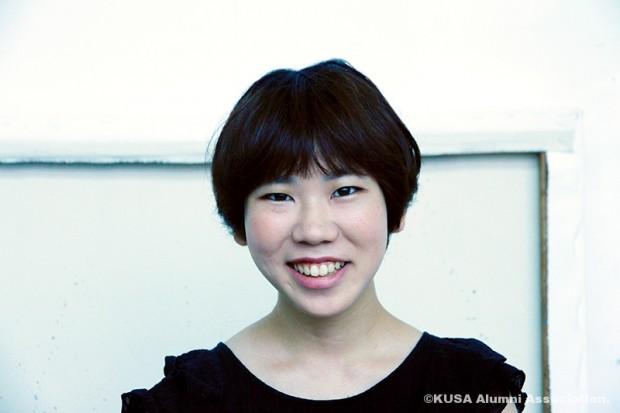 デザイン芸術学科中野優花さん