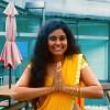 スリランカからの留学生ティリニ・コラムンナさん