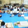 夏休み小学生絵画教室