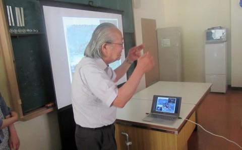 矢掛町立山田小学校にて出張講義を実施しました Vol.3