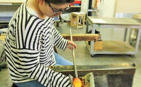 Hirai Mutsumi Glass Works(ガラス工芸卒業生活躍情報vol.08)