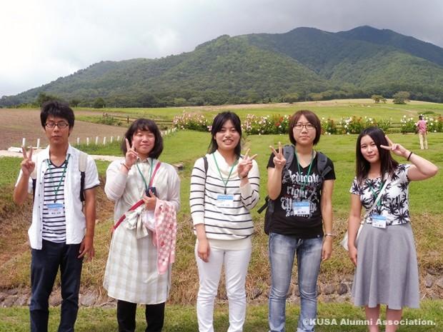 3大学合同学友会研修会に参加した学生
