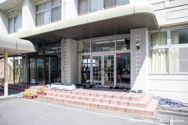 岡山県立倉敷中央高等学校記念館
