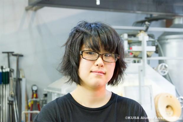 谷口絢香さん