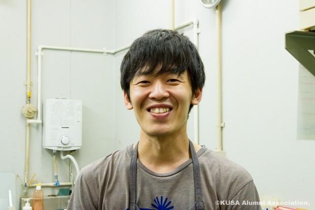 日浦佑記さん