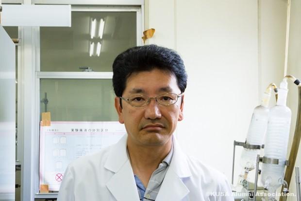 仲章伸教授