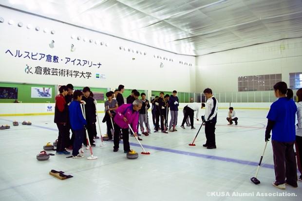 ウィンタースポーツ実習