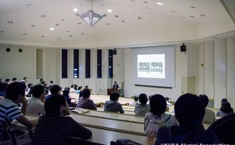 大学院機能物質化学専攻修士・博士課程中間論文発表会について