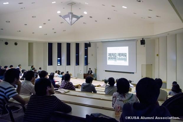 機能物質化学専攻修士・博士課程中間論文発表会