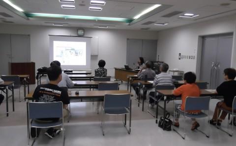 湯川先生が大学連携講座を実施しました