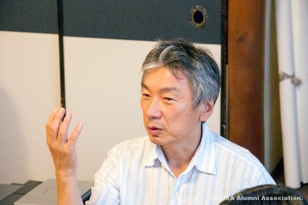 櫛勝彦先生