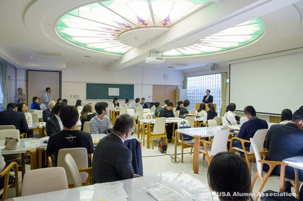 倉敷中央高等学校記念館会場