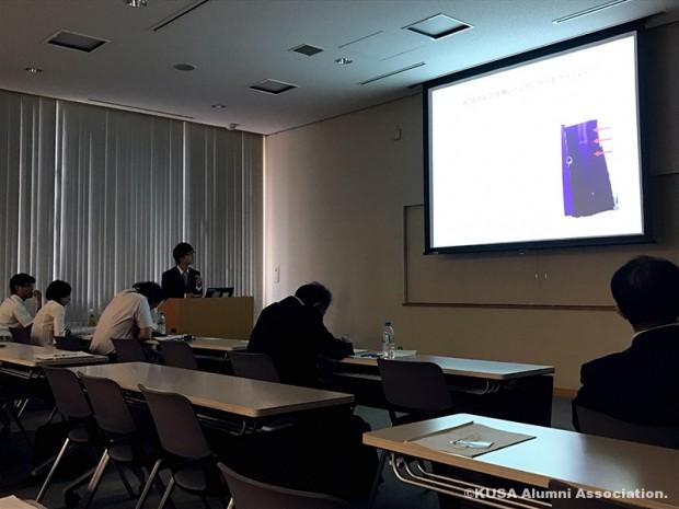 山本晋司さんの研究内容中間報告