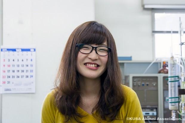 島田彬帆さん