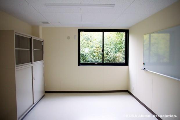 27号館学生控室(部室)