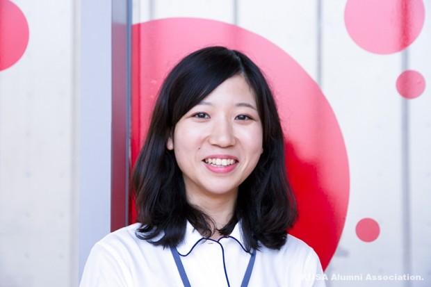 吉尾梨加さん