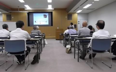 村山先生が大学連携講座を実施しました