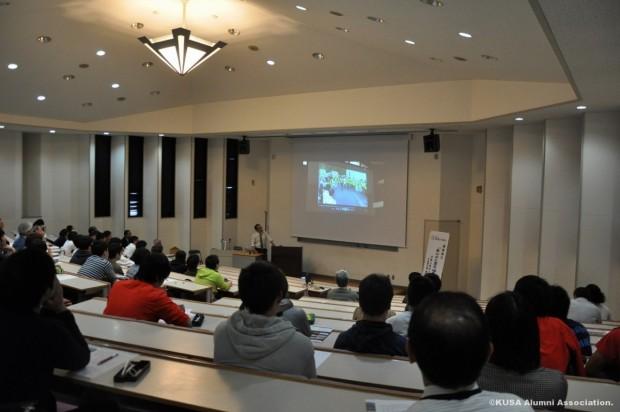 東日本大震災被災地視察・報告会