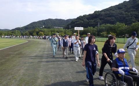 地域連携活動 倉敷市総合防災訓練に本学の学生が参加しました