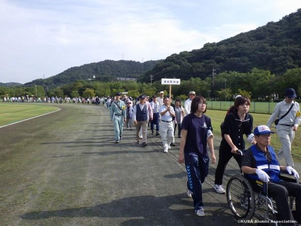 倉敷市総合防災訓練