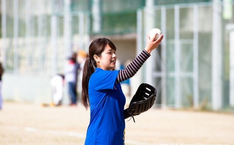 岡山県臨床検査技師会ソフトボール大会について