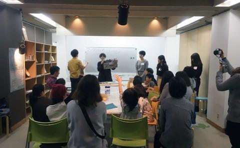 芸術学部 川上ゼミが岡山芸術交流祭においてワークショップを行いました。