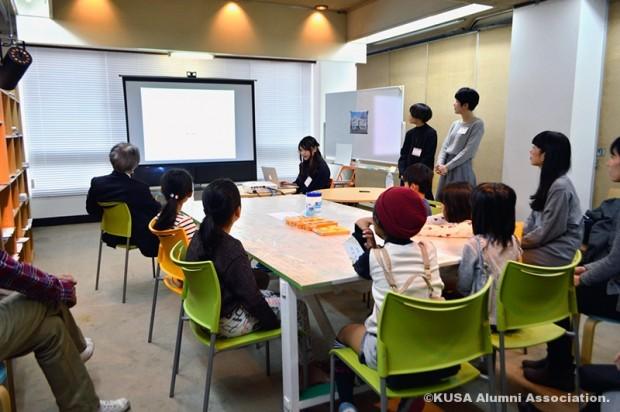 学生さん達による小学生向けの現代アート理解のための創作童話