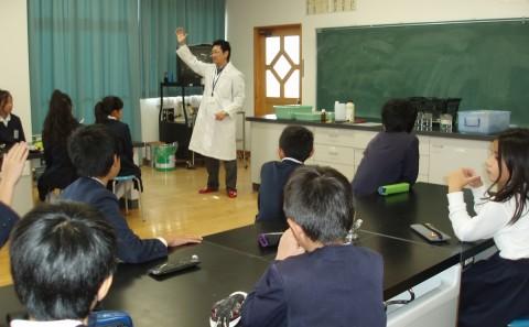 生命科学科の地域貢献活動についてvol.6