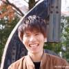 笑顔の平松蓮太郎さん